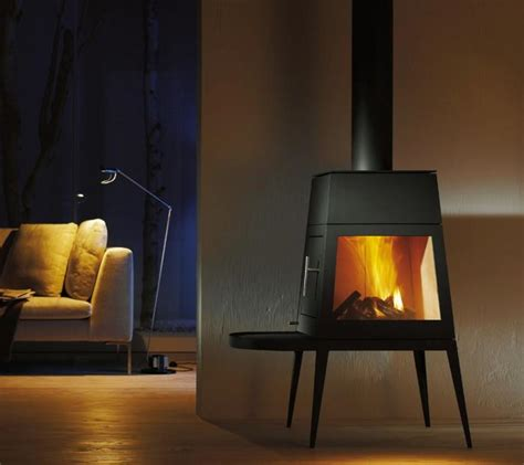 easy pieces freestanding wood stoves gardenista