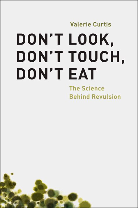 eat don touch science disgust revulsion curtis into functions valerie body purpose books digs deep writes rape press behind