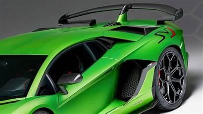Svj Lamborghini Aventador Wallpapers Awesome Motor1