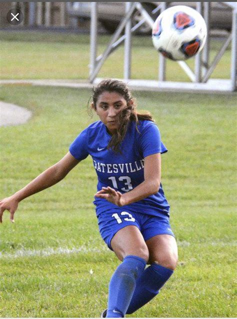 Local Soccer Player-Denise Davalos Part Of US Soccer ...