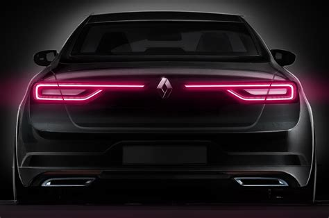 renault sm6 renault talisman revealed stylish new d segment sedan