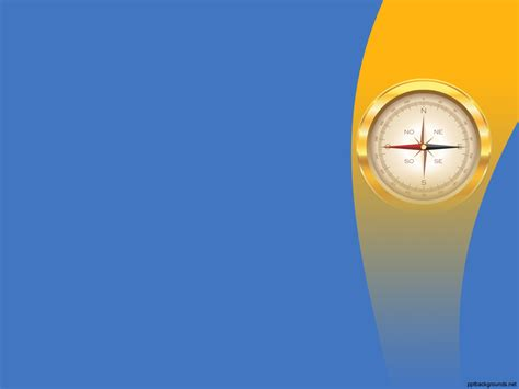 compass template backgrounds  powerpoint business