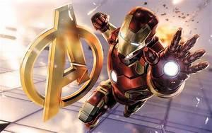 Iron, Man, Avengers, 3d, Wallpaper, Download