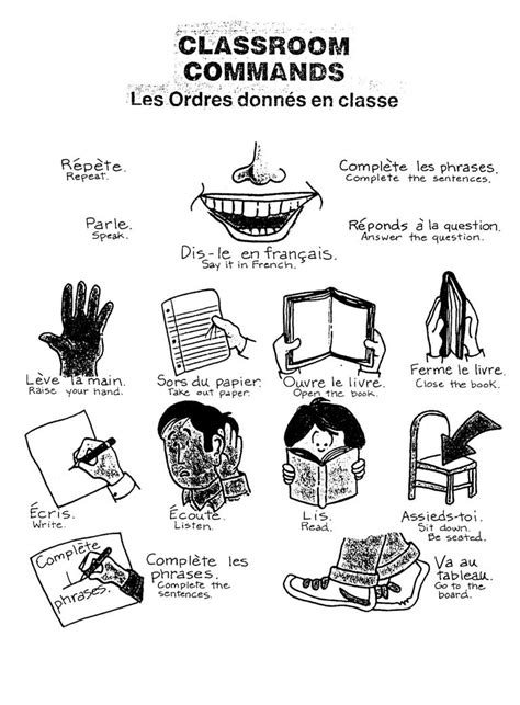 12 Best Images of French Seasons Worksheets - School ...