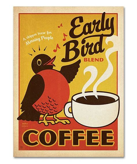Check out our coffee poster vintage selection for the very best in unique or custom, handmade pieces from our prints shops. Vintage Coffee Posters | Coffee For Less