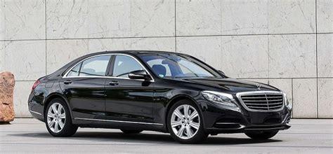 mercedes  class luxury transportation service