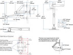 Ergotron Lx Desk Mount Lcd Arm by Monitor Arm 45 243 026 Ergotron Lx Wall Mount Lcd