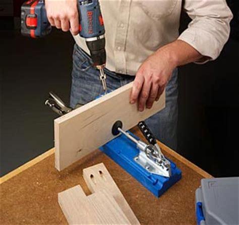 kreg pocket hole jig cool tools