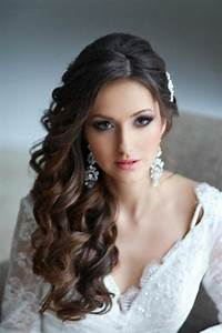 How To Do Bridal Party Hairstyles For Long Hair To The