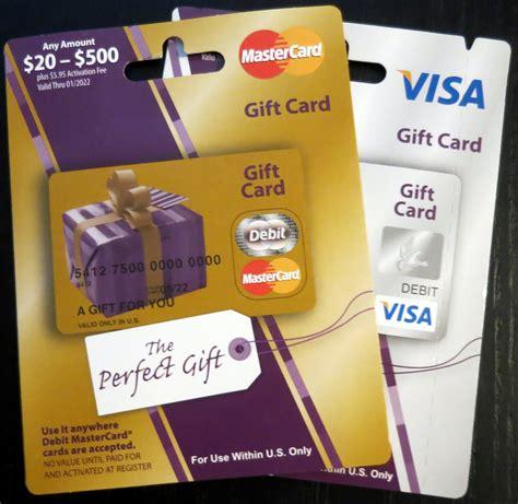 New Site Resource Liquidate Prepaid Visa