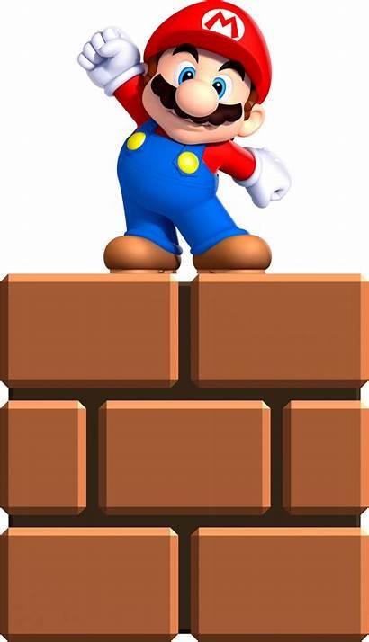 Mario Mini Super Bros Power Luigi Form