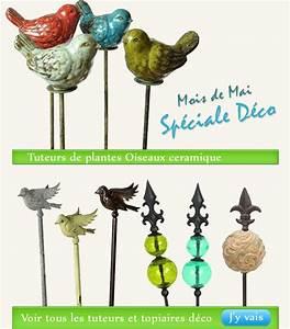 stunning decoration jardin ceramique ideas home ideas With chambre bébé design avec fleur ceramique pour cimetiere pas cher