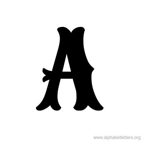 printable fancy letters fancy alphabet letters template cover letter exle