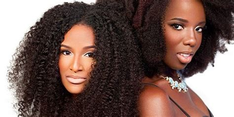 The Best Natural Hair Extension And Wig Brands. Period
