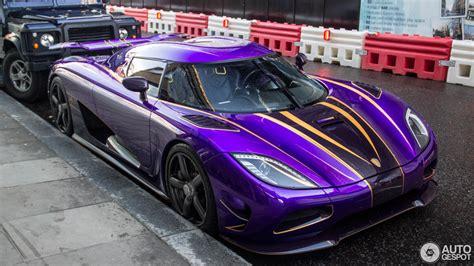 koenigsegg purple koenigsegg agera r zijin 18 december 2016 autogespot