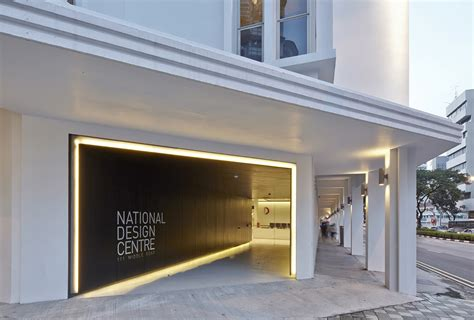 Design Center by National Design Centre Scda Architects Archdaily