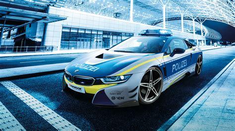 ac schnitzer bmw  polizei tune  safe concept