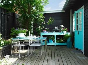 deco interieure une maison coloree ou le bleu est roi With couleur de maison tendance exterieur 1 9 clatures de bord de mer