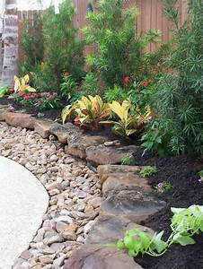 amenagement jardin exterieur avec galets obasinccom With amenagement jardin exterieur avec galets 7 creer le plus beau jardin avec le gravier pour allee
