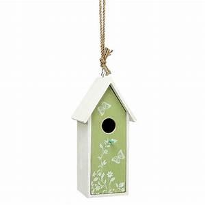 Vogelhaus Zum Hängen : vogelhaus gr n zum h ngen 25cm x 9cm preiswert online kaufen ~ Orissabook.com Haus und Dekorationen