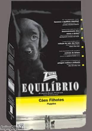 dogcat food equilibrio kualitas super premium  jakarta