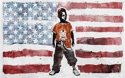 Flag African American Wallpapers Alex Guns Artwork