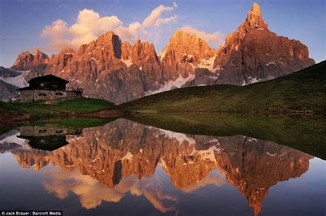 mountain ranges in mountain range taken by photographer daily mail
