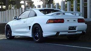 Toyota Mr2 Gt For Sale At Jdm Expo Sw20 Turbo M  T