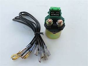 Gl1100 Starter Solenoid Relay Honda Gl1100 Goldwing