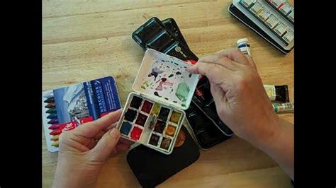homemade watercolor kits youtube