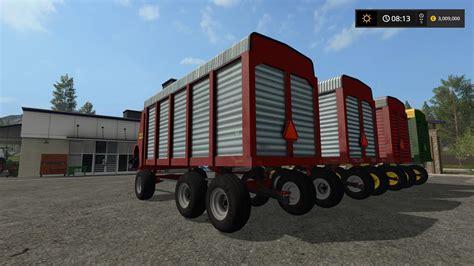 Chopper Box V10 Fs17 Farming Simulator 17 Mod Fs 2017 Mod