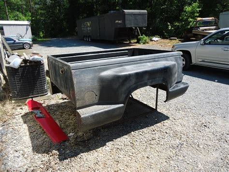 chevy stepside bed   custom truck bed