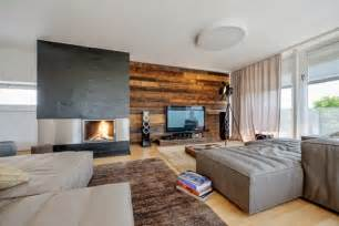 holzwand wohnzimmer beautiful wooden wall panels as an accent wall