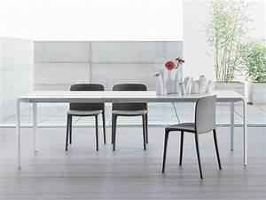Esstisch Metallgestell Holzplatte : moderner esstisch ausziehbar com forafrica ~ Markanthonyermac.com Haus und Dekorationen