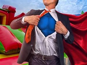 Superhero, Challenge, Team, Building