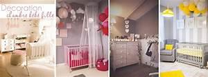 Chambre Bebe Fille Complete : deco chambre bebe fille rose pale ~ Teatrodelosmanantiales.com Idées de Décoration