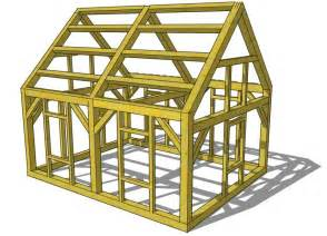 frame house plans timber frame tiny house design