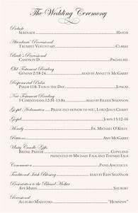 catholic wedding program examples by jrnwecordia on deviantart With catholic wedding ceremony program