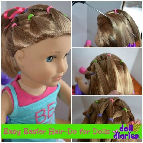 25 cute beautiful american girl doll hairstyles