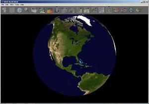 NASA World Wind Satellite - Pics about space