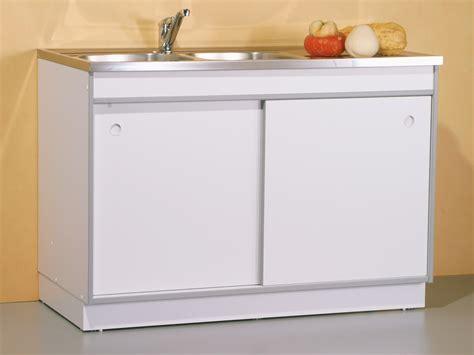 meuble sous evier cuisine castorama table rabattable cuisine meuble sous evier pas cher