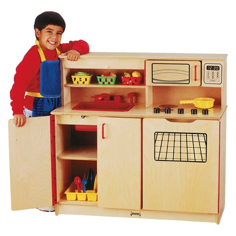 preschool play kitchen preschool pretend play room wood 4 in 1 cooking 897