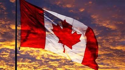 Canada Flag Wallpapers Background Screensavers Pixelstalk Banff