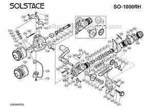 Shimano Solstace Spinning Reel