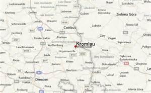 Kromlau Germany Saxony Map