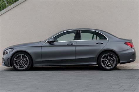 2019 Mercedesbenz C300 First Drive A Car That Talks To
