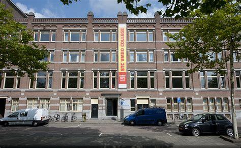 Stc Group Rotterdam by Westzeedijk Rotterdam Stc Vmbo College