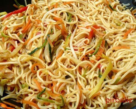 cuisiner des pates chinoises 17 meilleures idées à propos de nouilles vietnamiennes sur