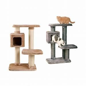 More For Cats Kratzbaum : kratzbaum xxl big cat 1 von karlie flamingo g nstig bestellen ~ Whattoseeinmadrid.com Haus und Dekorationen