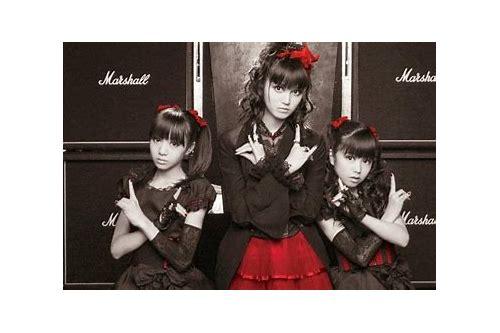 babymetal headbanger mp3 free download